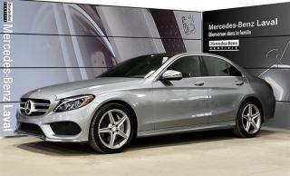 Used 2016 Mercedes-Benz C 300 Awd Sedan for sale in Laval, QC