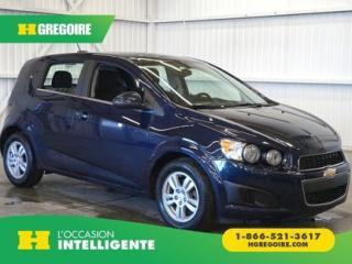 Used 2015 Chevrolet Sonic Lt Caméra De Recul for sale in St-Léonard, QC