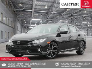 New 2019 Honda Civic Sport for sale in Vancouver, BC