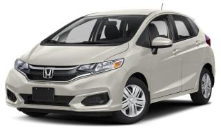 New 2019 Honda Fit LX for sale in Vancouver, BC