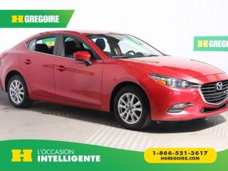 Used 2017 Mazda MAZDA3 GS A/C MAGS CAM for sale in St-Léonard, QC