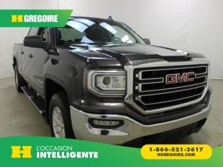 Used 2016 GMC Sierra 1500 SLE CREW-CAB 4X4 for sale in St-Léonard, QC