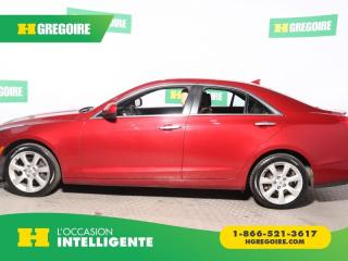 Used 2014 Cadillac ATS AWD CUIR MAGS CAM for sale in St-Léonard, QC