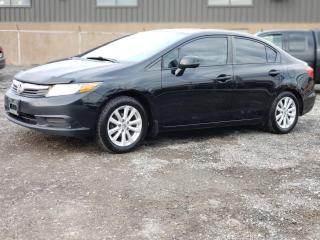 Used 2012 Honda Civic Sdn 4dr Auto EX for sale in Burlington, ON
