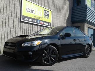 Used 2016 Subaru WRX Wrx*106$/sem*268hp*camera*mags*turbo*awd*bluetooth for sale in Richelieu, QC