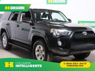 Used 2017 Toyota 4Runner Sr5 Awd Cuir Toit for sale in St-Léonard, QC
