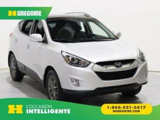 Used 2014 Hyundai Tucson GLS AC GR ELECT for sale in St-Léonard, QC