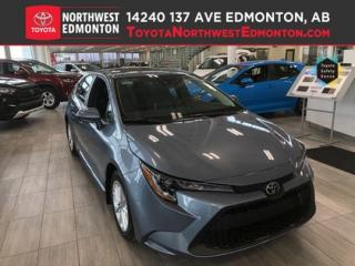 New 2020 Toyota Corolla LE CVT | Upgrade Package for sale in Edmonton, AB