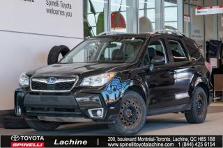 Used 2015 Subaru Forester 2.0XT PREMIUM AWD for sale in Lachine, QC