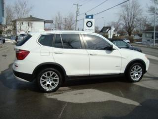 Used 2013 BMW X3 xDrive 2.8i for sale in Ste-Thérèse, QC