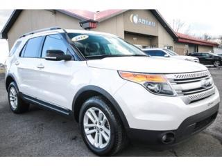 Used 2014 Ford Explorer XLT AWD for sale in St-Jean-Sur-Richelieu, QC