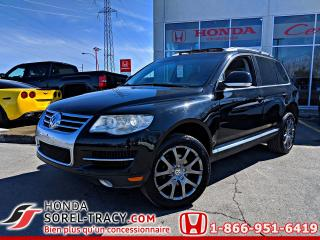 Used 2008 Volkswagen Touareg 4 portes Highline for sale in Sorel-Tracy, QC