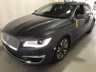 Used 2017 Lincoln MKZ Reserve for sale in Winnipeg, MB
