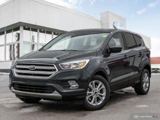 New 2019 Ford Escape SE 4WD for sale in Winnipeg, MB