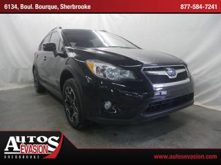Used 2015 Subaru XV Crosstrek Ltd Package + Cuir for sale in Sherbrooke, QC