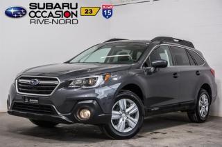 Used 2018 Subaru Outback Bluetooth+cam.recul for sale in Boisbriand, QC