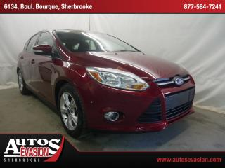 Used 2013 Ford Focus Se Hatch + Bluetooth for sale in Sherbrooke, QC