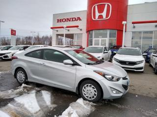 Used 2014 Hyundai Elantra GLS ***CAMÉRA DE RECUL***TOIT OUVRANT*** for sale in Donnacona, QC