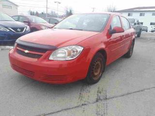 Used 2010 Chevrolet Cobalt LT 1SA for sale in Rouyn-Noranda, QC