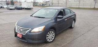 Used 2013 Nissan Sentra SV, 4 door, automatic, certify, 3 years warrenty a for sale in Toronto, ON