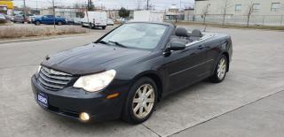 Used 2008 Chrysler Sebring Touring, Hard top, Automatic, Certify, 3 years war for sale in Toronto, ON