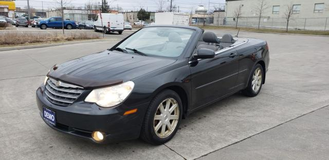 2008 Chrysler Sebring Touring, Hard top, Automatic, Certify, 3 years war