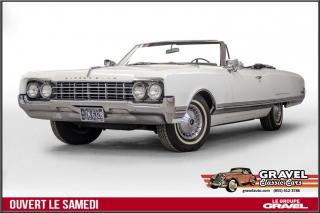 Used 1965 Oldsmobile Ninety-Eight 1965 Oldsmobile 98 convertible for sale in Montréal, QC