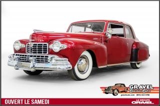 Used 1948 Lincoln Continental for sale in Montréal, QC