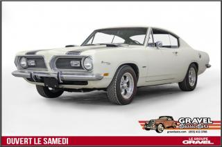 Used 1969 Plymouth Barracuda plymouth barracuda for sale in Montréal, QC