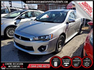 Used 2017 Mitsubishi Lancer SE LIMITED 4x4/AWD TOIT+MAGS+FOGS+DEL for sale in Blainville, QC