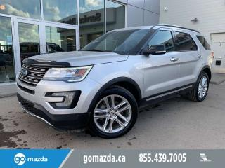 Used 2017 Ford Explorer XLT for sale in Edmonton, AB