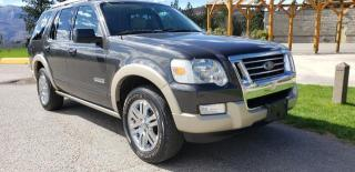 Used 2007 Ford Explorer Eddie Bauer 4.0L 2WD for sale in West Kelowna, BC