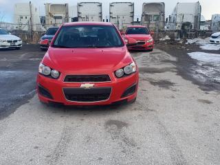 Used 2012 Chevrolet Sonic LS for sale in Brampton, ON