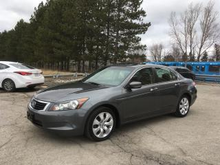 Used 2008 Honda Accord EX for sale in Toronto, ON