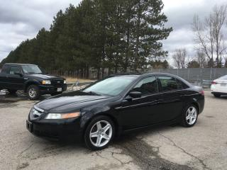 Used 2006 Acura TL W/NAVIGATION PKG for sale in Scarborough, ON