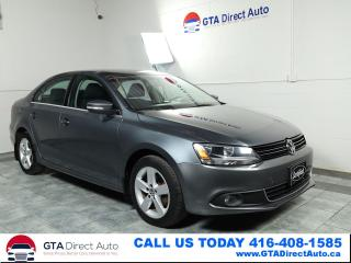 Used 2011 Volkswagen Jetta Comfortline TDI 6-Speed Certified Alloys Heated for sale in Toronto, ON