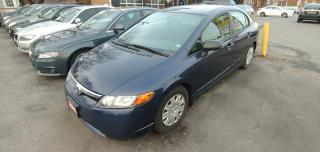 Used 2006 Honda Civic DX-G Auto/EXCELLENT CONDITION/ONLY 156 KMS for sale in Hamilton, ON