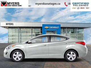 Used 2012 Hyundai Elantra L -  Power Windows for sale in Ottawa, ON