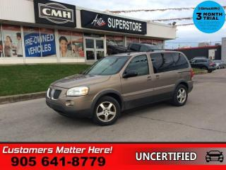 Used 2006 Pontiac Montana W/1SC  4DR REG WB W/1SC (AS TRADED) for sale in St. Catharines, ON