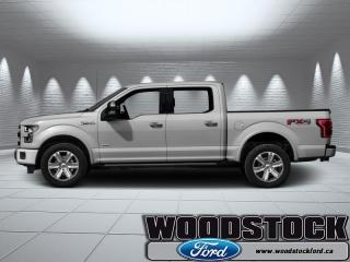Used 2015 Ford F-150 XLT  - One owner - Local - Trade-in for sale in Woodstock, ON