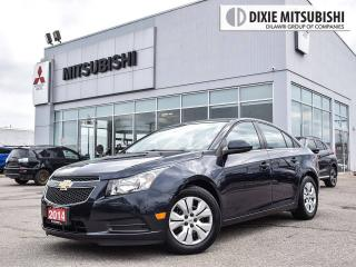 Used 2014 Chevrolet Cruze 1LT | BLUETOOTH | BACK-UP CAM | CLEAN HISTORY for sale in Mississauga, ON