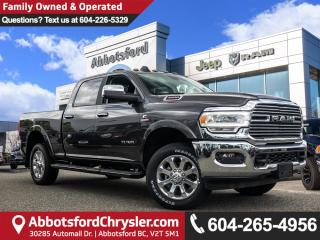 Used 2019 RAM 3500 Laramie - Leather Seats - Sunroof for sale in Abbotsford, BC