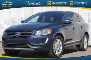 Used 2015 Volvo XC60 T5 Premier AWD for sale in Ste-Rose, QC