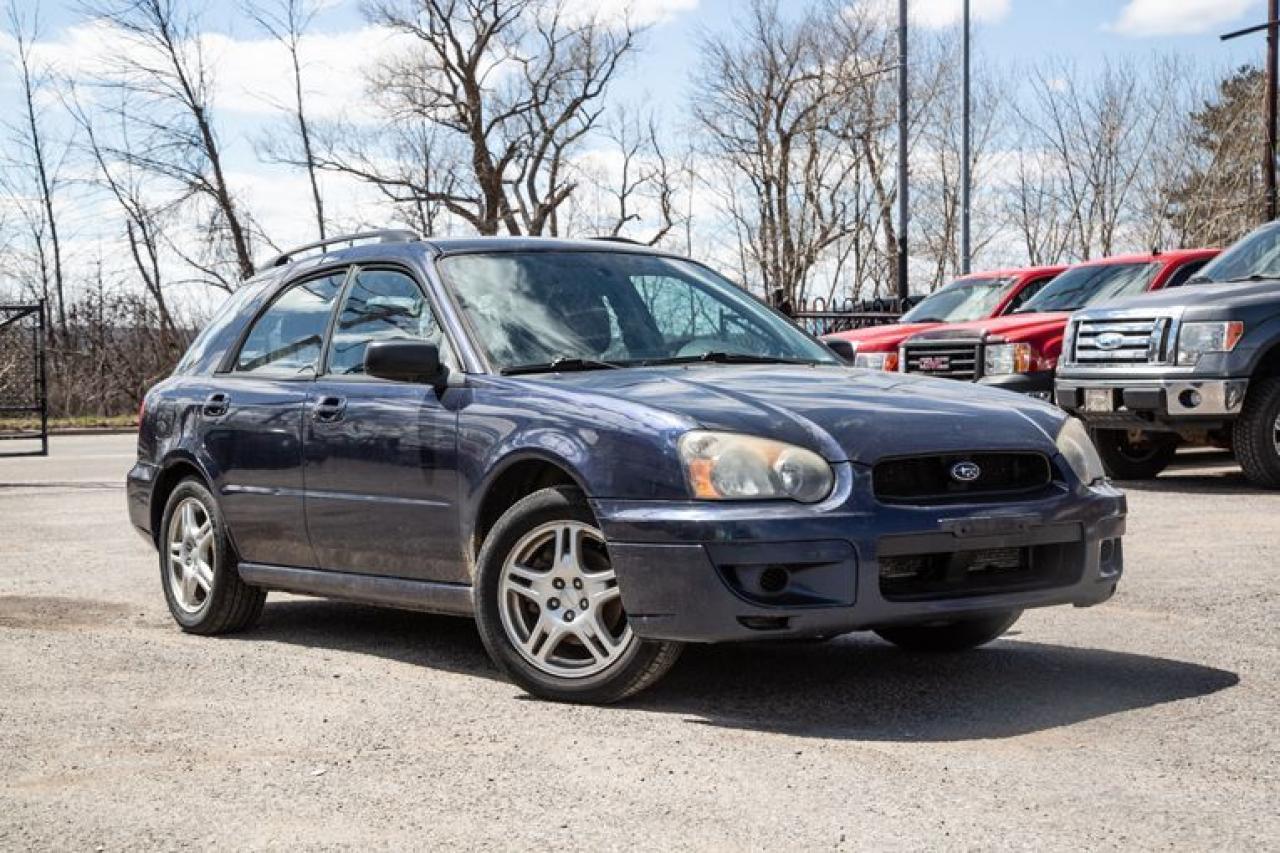 2005 Subaru Impreza RS