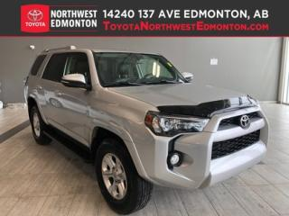 Used 2016 Toyota 4Runner SR5 | 4X4 | Nav | Backup Cam | Leather | Heat Seat for sale in Edmonton, AB