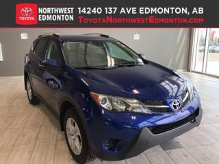 Used 2015 Toyota RAV4 LE | AWD | Bluetooth | Keyless Entry | Cruise Cont for sale in Edmonton, AB