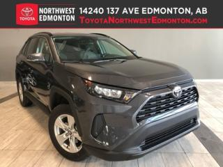 New 2019 Toyota RAV4 AWD LE for sale in Edmonton, AB