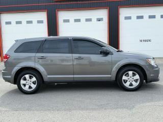 Used 2013 Dodge Journey for sale in Jarvis, ON