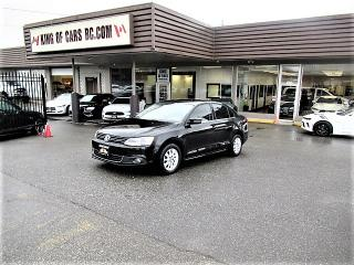 Used 2013 Volkswagen Jetta TDI - HIGHLINE - 6 SPEED MANUAL for sale in Langley, BC