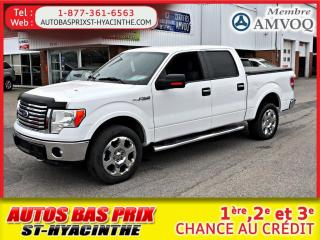 Used 2012 Ford F-150 XTR for sale in St-Hyacinthe, QC